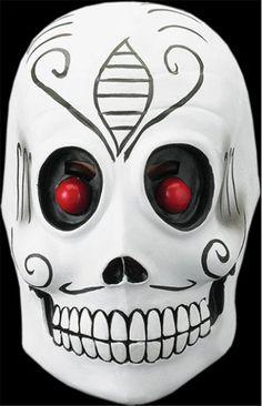 Dia de los Muertos Groom Mask #Día de los Muertos #day of the dead #dia de muertos