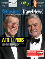 Business Travel News 2012 Top25 and Business Travel Hall of Fame issue