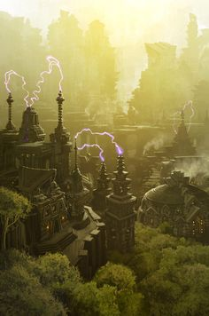 Official Guild Wars 2 Conceptual Art