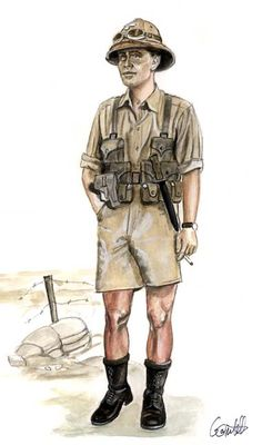 1942 - Carabiniere Paracadutista El Alamein, pin by Paolo Marzioli