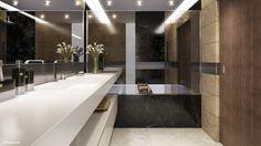 Turkey Penthouse Bathroom Tub View