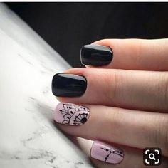 uñas creativas tesla model s brown color - Brown Things Love Nails, How To Do Nails, Pretty Nails, My Nails, Mandala Nails, Best Acrylic Nails, Fabulous Nails, Stylish Nails, Nail Arts