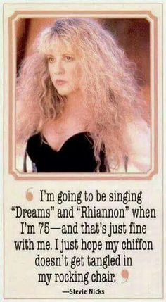 I'm a life long Stevie fan because I grew up to her unique beautiful sound being played so often at home all thanks to my mom Sharon! I think she's proud she influenced me Victor Hugo, Music Love, My Music, Violin Music, Mode Geek, Stevie Nicks Fleetwood Mac, Stevie Nicks Quotes, Fleetwood Mac Quotes, Stevie Nicks Witch