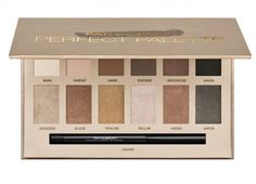 Create your own versatile look with this makeup palette.