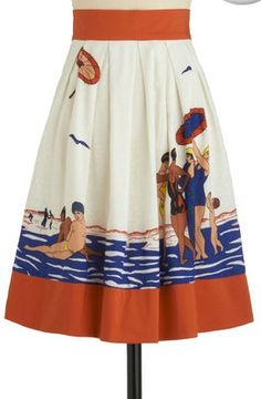 sunday diving skirt. *I LOVE THIS
