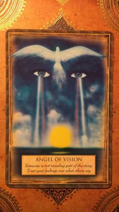 Trust your feelings. Star to pay attention your intuition. Remember we have the full moon, your feelings are your guide today. Have faith.