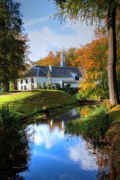 Landgoed Staverden, Gelderland. Een van mijn favoriete plaatsen voor een…