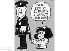 dichos de educacion | mi pese al mensaje anti comunista de alguna de sus vinetas me gusta ...