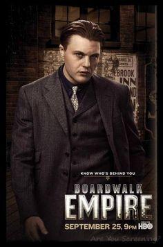 "Michael Pitt as James ""Jimmy"" Darmody on HBO's Boardwalk Empire"
