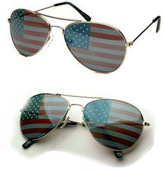 American flag sunglasses - NEED