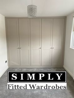 Beautiful fitted wardrobes by Simply Fitted Wardrobes Outdoor Decor, Wardrobes, Master Bedroom, Locker Storage, Home, Kitchen Fittings, Storage, Home Decor, Household