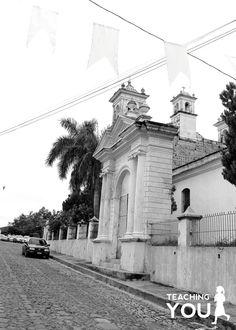 Santa Lucía Church / Iglesia Santa Lucía. Suchitoto, Cuscatlán.