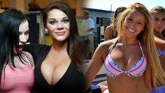 20 photos de cces copines aux seins énorme qui nous énerve toutes ! La 16ème OMG !