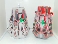 Ohio State Candles 25 Each Or 35 For The Large Ones Not Including Cost Of Shipping To Order Call 419 617 7047 9094