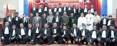 Sidang Terbuka Pelantikan dan Penyumpahan Advokat Indonesia PERADIN di Hotel Nagoya Plasa Batam 20 April 2013.