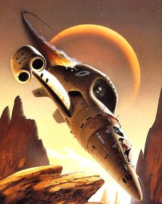 The Weight by Chris Moore.  #spaceship  #ChrisMoore
