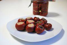 Peperoncini ripieni, ricetta semplice