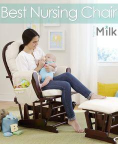 best nursing chair reviews for feeding baby