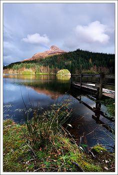 Pap of Glencoe, Sgurr na Cìche, Scottish Highlands