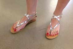 Summer Sandal Ideas