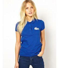 ASOS.com (UK) - Polo Shirt With Big Logo