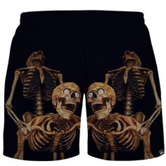 Skull Drawstring Basketball Shorts – Skullflow    https://www.skullflow.com/collections/mens-skull-clothing/products/skull-drawstrings-basketball-shorts