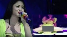 Circle 888  Hot News & Video: Video Dewi Persib Pamer Bagian Intim Saat Manggung...