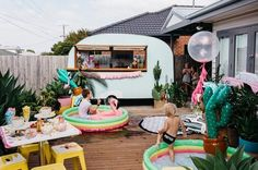Decor Inspiration: Spring/Summer Party Ideas. Trends 2016