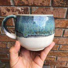 Glazes For Pottery, Pottery Mugs, Pottery Bowls, Ceramic Pottery, Ceramic Cups, Ceramic Art, Cerámica Ideas, Ceramic Glaze Recipes, Farmhouse Pottery