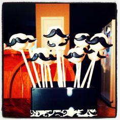 mustache cake - Google Search