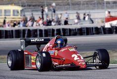 1983 Ferrari 126C3 (Patrick Tambay)