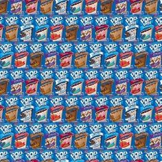 Springs Kelloggs 59379 Packed Pop Tarts FREE US SHIP CottonBTY #SpringsCreative