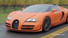 Bugatti Veyron Car of the Year '13 Robert Ross