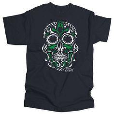 Mexico T-shirt - Sugar Skull | Who Are Ya Designs