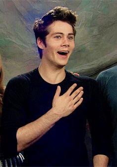 17 Dylan O'Brien GIFs That'll Make You Understand True Love