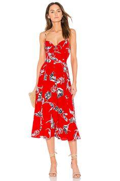 Yumi Kim Pretty Woman Dress in Hello Beautiful Red