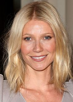 Always a classic blonde, Gweneth Paltrow's warm golden toned blonde hair color complements her cool skin tone. Find your own most flattering hair color right at home @ www.eSalon.com
