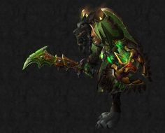 A blog highlighting creative, innovative, or just plain awesome examples of transmog/mogging in...