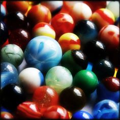 photograph Antique Marbles No 3 in series 10x10 by 630photo, $45.00