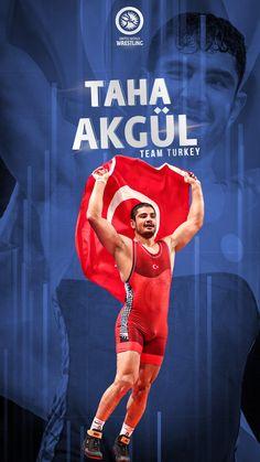 Taha Akgul, 125kg Freestyle Wrestler. Proud Member of Team Turkey. Olympic Wrestling, Olympics, Turkey, The Unit, Photo And Video, Disney Princess, Disney Characters, Joy, Wallpapers