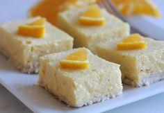 Orange Creamsicle Squares | Eat Heal Thrive