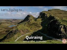 Le point de vue de Quiraing sur la crête de Trotternish est un des plus beau de l'ile de Skye, Ecosse - Vidéo, Photos et Infos pour planifier votre visite