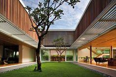 Enclosed Open House, Singapore