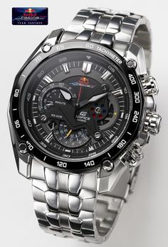 Casio Edifice - Red Bull - EF-550RB
