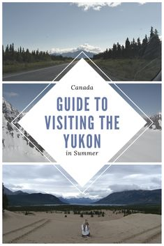 Yukon Summer Itinerary - A 4 Day Yukon Travel Guide - Solemate Adventures