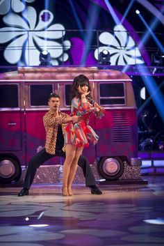 Strictly Come Dancing 2016 Week 8 Dress rehearsal photographs © BBC Pictures. Strictly, no unauthorised reproduction. Strictly So Far BBC announces professional dancer line up for Strictly C…
