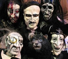 *REVIEW* 'Tales of Edgar Allan Poe' at the Center for Puppetry Arts (February 15, 2013)