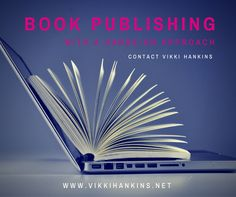 Book Publishing with a Hands-On Approach! Contact Vikki Hankins by visiting: www.vikkihankins.net #bookpublishing #bookpublisher #books #writers #bookmarketing #publisher #vikkihankins #digitalmarketing #contentmarketing #inboundmarketing #publishing