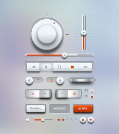 #Light #Music #UI #Design Kit, #3D, #Buttons, #Checkbox, #Free, #Knob, #Player, #PSD, #Radio, #Resource, #Slider, #Switch, #Toggle, #Vector, #Volume