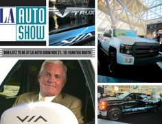 Auto legend Bob Lutz to host VIA Motors press conference at LA Auto Show to announce launch of world's first extended-range electric pick up trucks & vans by Via Motors. Lutz is former G.M. Vice Chairman & father of Chevy Volt. http://www.marketwired.com/press-release/bob-lutz-to-host-press-conference-with-via-motors-at-la-auto-show-1853598.htm  #laautoshow #laautoshow2013 #boblutz #maximumbob #laautoshowtrucks #laautoshowelectricvehicles #laautoshowSUV #viamotors #vtrux
